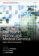 The Year in Human and Medical Genetics: Inborn Errors of Immunity I, Volume 1238 (1573318493) cover image
