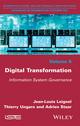 Digital Transformation: Information System Governance (1786300893) cover image