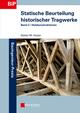 Statische Beurteilung historischer Tragwerke: Band 2 - Holzkonstruktionen, 2. Auflage (3433603693) cover image