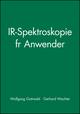 IR-Spektroskopie für Anwender (3527287493) cover image