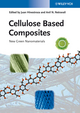 Cellulose Based Composites: New Green Nanomaterials (3527327193) cover image