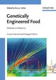 Genetically Engineered Food: Methods and Detection, 2nd, Updated and Enlarged Edition (3527609393) cover image