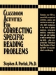 Classroom Activities For Correcting Specific Reading Problems (0131362194) cover image