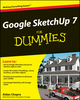 Google SketchUp 7 For Dummies (0470277394) cover image