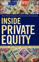 Inside Private Equity: The Professional Investor's Handbook  (0470421894) cover image