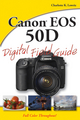 Canon EOS 50D Digital Field Guide (0470455594) cover image