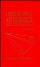 Foundations of Aerodynamics: Bases of Aerodynamic Design, 5th Edition (0471129194) cover image