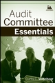 Audit Committee Essentials (0471699594) cover image