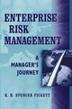 Enterprise Risk Management: A Manager's Journey (0471745294) cover image