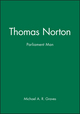 Thomas Norton: Parliament Man (0631167994) cover image