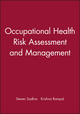 Occupational Health Risk Assessment and Management (0632041994) cover image