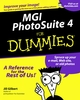 MGI PhotoSuite 4 For Dummies (0764507494) cover image