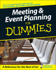Meeting & Event Planning For Dummies (0764538594) cover image