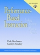 Performance-Based Instruction: Linking Training to Business Results, includes a Microsoft Word diskette (0787911194) cover image