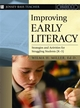 Improving Early Literacy: Strategies and Activities for Struggling Students (K-3) (0787972894) cover image