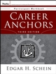 Career Anchors: Participant Workbook, 3rd Edition (0787977594) cover image