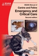 BSAVA Manual of Canine and Feline Emergency and Critical Care, 2nd Edition (0905214994) cover image