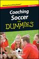 Coaching Soccer For Dummies, Mini Edition (1118042794) cover image