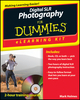Digital SLR Photography eLearning Kit For Dummies (1118073894) cover image