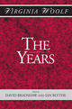 The Years by Virginia Woolf (1118234294) cover image