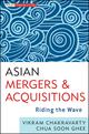 Asian Mergers and Acquisitions: Riding the Wave  (1118247094) cover image