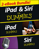 iPad & Siri For Dummies eBook Set (1118603494) cover image