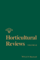 Horticultural Reviews, Volume 42 (1118916794) cover image