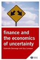 Finance and the Economics of Uncertainty (1405121394) cover image