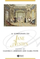 A Companion to Jane Austen (1405149094) cover image