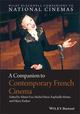 A Companion to Contemporary French Cinema (1444338994) cover image