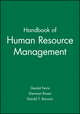 Handbook of Human Resource Management (1557867194) cover image