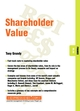Shareholder Value: Finance 05.06 (1841122394) cover image