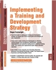 Implementing a Training and Development Strategy: Training and Development 11.8 (1841124494) cover image
