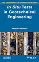 In Situ Tests in Geotechnical Engineering (1848218494) cover image