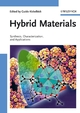 Hybrid Materials: Synthesis, Characterization, and Applications (3527312994) cover image