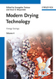 Modern Drying Technology, Volume 4: Energy Savings (3527315594) cover image