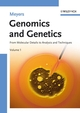 Genomics and Genetics, 2-Volume Set (3527316094) cover image
