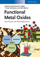 Functional Metal Oxides: New Science and Novel Applications (3527331794) cover image