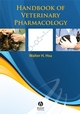 Handbook of Veterinary Pharmacology (EHEP002694) cover image