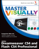 Master VISUALLY Dreamweaver CS4 and Flash CS4 Professional (0470396695) cover image