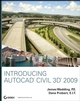 Introducing AutoCAD Civil 3D 2009 (0470431695) cover image