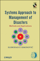 Systems Approach to Management of Disasters: Methods and Applications (0470528095) cover image