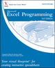 Excel Programming: Your visual blueprint for creating interactive spreadsheets, 3rd Edition (0470591595) cover image