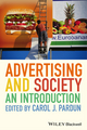 Advertising and Society: An Introduction, 2nd Edition (0470673095) cover image
