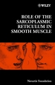 Role of the Sarcoplasmic Reticulum in Smooth Muscle (0470844795) cover image