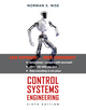 Control Systems Engineering, 6th Edition Binder Ready Version (0470917695) cover image