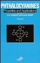 Phthalocyanines, Properties and Applications, Volume 4 (0471186295) cover image