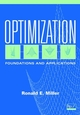 Optimization: Foundations and Applications (0471351695) cover image