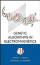 Genetic Algorithms in Electromagnetics (0471488895) cover image