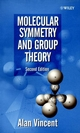 Molecular Symmetry and Group Theory: A Programmed Introduction to Chemical Applications, 2nd Edition (0471489395) cover image